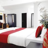 SmartStay Long Stay Rooms in Luxury Apt - M G Road area