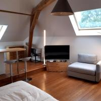 loft studio avec charme et autheticité