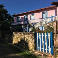 Casa Quartzo Rosa