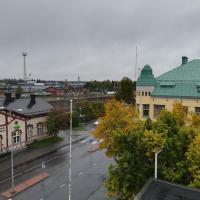 Train Station Apartment