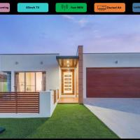 4BR Family House Double Garage North Canberra Bonner
