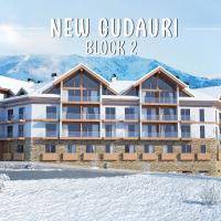 Brand New Luxury Apartment in New Gudauri with Mountain View and Terrace