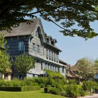 La Ferme Saint Simeon Spa - Relais & Chateaux, hotel in Honfleur