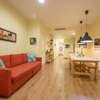 RamblasRentals Chic & Spacious Flat Family-Friendly 15M Ramblas - Parking - Wifi