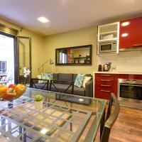 RamblasRentals Cozy Renovated 2BR with Balcony Lift 20M Rambla - Parking - Wifi