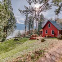 Columbia River Classic Cabin