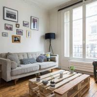 Beautiful And Bright 1 Bedroom Parisian Apartment