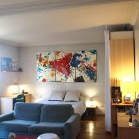 HostnFly apartments - Very nice studio in a dynamic neighborhood
