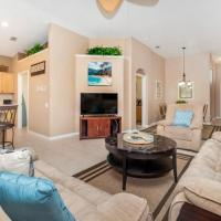 Gorgeous 4 Bedroom 3 Bath Pool Home in Windsor Palms Gated Resort