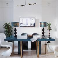 Near Chelsea, Luxury Brand New Apartment facing Battersea Park