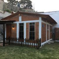 Cabaña en Renta La Brujita