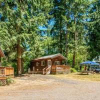 Chehalis Camping Resort One-Bedroom Cabin 2