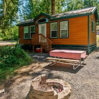 Chehalis Camping Resort Cottage 1