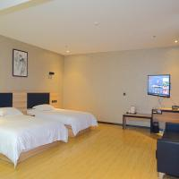 Thank Inn Plus Hotel Shandong Taian Taishan District Railway Station International Exhibition Center