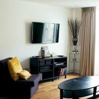 Super central Cardiff apartment close to stadiums!