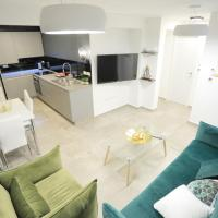 Fred's luxury apartment in Jerusalem
