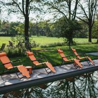 The Annex Retreat - a luxury countryside villa