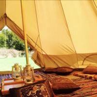 Motorsport Camping and Glamping Silverstone