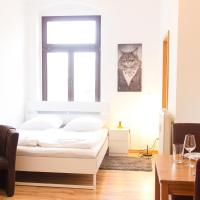 Apartment am Zwinger mit Balkon