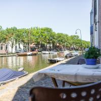 B&B Room at canal, Edam likes Amsterdam