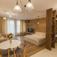 Budapest deluxe apartment