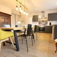 Colmar City Center - Appartement LES REMPARTS - BookingAlsace