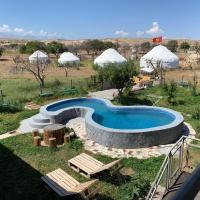 "Guest house and yurt camp ""Aktan"""