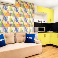 Tetris Apartaments in Krasnogorsk
