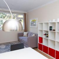Quaint and cozy 1-BR flat in trendy Clapham