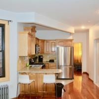 The Topping Three-Bedroom Apartment