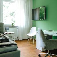 Ruhiges Zimmer an der TA (Nr. 4)