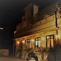 Backpackers Villa, hotel in Jaipur