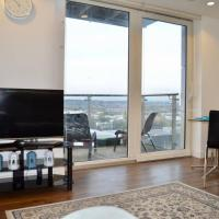 Well-located 1 Bedroom Apartment in Manchester's Media City