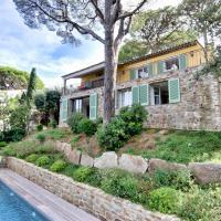 Superb 185m² villa in Saint-Tropez