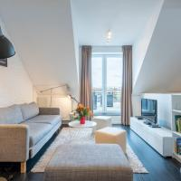 Brussels Luxury Duplex Terrace Residence - Flagey