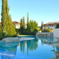 2 bedroom Apartment Assia with communal pool, Aphrodite Hills Resort