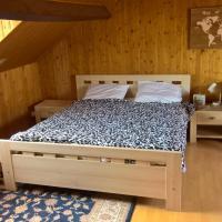 La mansarda sui tetti, warm attic