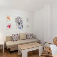 Bright & Modern Two Bed Apartment in Madrid