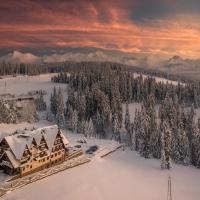 Pensjonat Orlik Mountain Resort&SPA