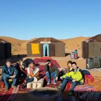 Camp Planet Desert Tour