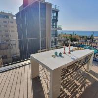 Design 3 Bdr Apartment Sea View - Beach Side #TL5