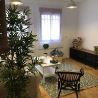 Espacioso Duplex-Madrid Rio-4habitaciones-3baños-Calefacción-WIFI