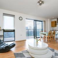 Modern 3bd Apartment near Canary Wharf by Guestready