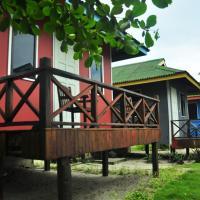 Sipadan Dive Centre Mabul Lodges SDC 马布岛