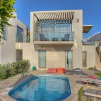 Ortakent Villa Sleeps 6 with Pool and Air Con