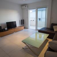 Becici Three-Bedroom Penthouse Apartment with Jacuzzi