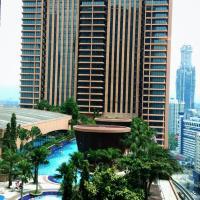 Berjaya Times Square Residence Suite At KL City