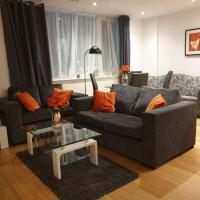 Beautiful & Luxury 1 Bedroom Apartment in the Heart of Slough