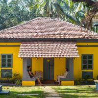 The Hosteller Goa