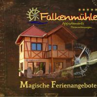 Falkenmühle Appartements-Ferienwohnungen